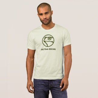 Toad Knows T-Shirt