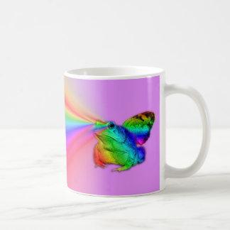 Toad Needs Quiet Coffee Mug