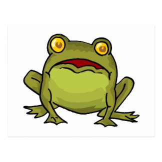 Toad Stare Postcards