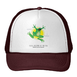 Toadal Eclipse of the Sun Hat