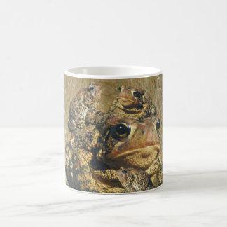 Toadly Awesome Toad Basic White Mug