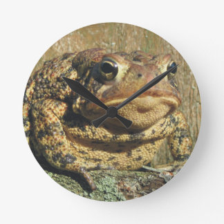 Toadly Awesome Toad Clock