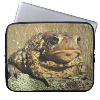 Toadly Awesome Toad Laptop Sleeve