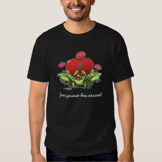 Toadly in Love Valentine Tshirt