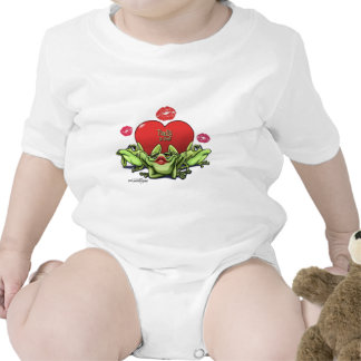 Toadly in Love Valentine Tees