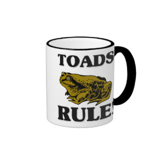 TOADS Rule Mugs