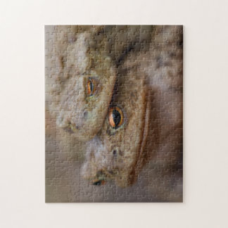 """Toads """"The Ugly Couple"""" Puzzle/Jigsaw Jigsaw Puzzle"""
