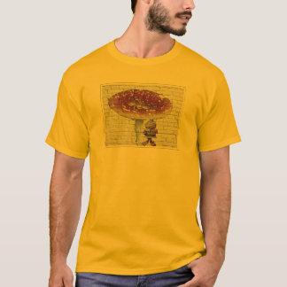 Toadstool and Bug Graffiti T-Shirt