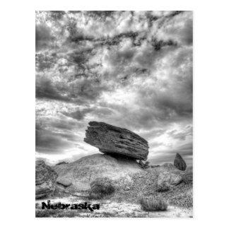 Toadstool Geologic Park Nebraska Postcards