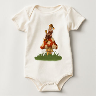 toadstool gnome infant creeper