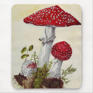 Toadstool Mouse Mat