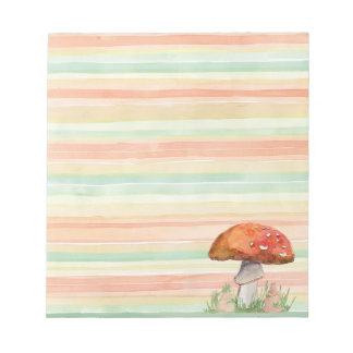 Toadstool Notepad