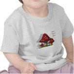 Toadstools: Art: Home Sweet Home Tshirt