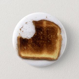 Toast 6 Cm Round Badge
