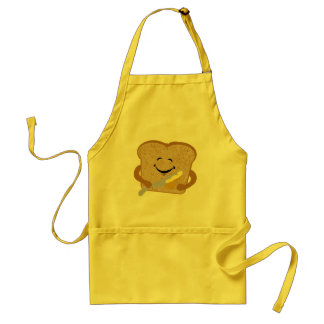 Toast And Butter Apron
