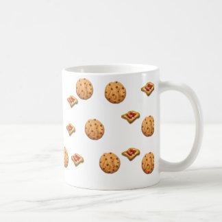 Toast and Cookies Mug
