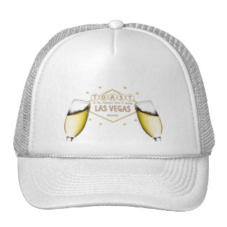 Toast Las Vegas Hat