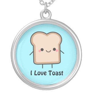 Toast Necklace