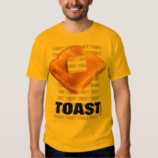 TOAST! TEE SHIRTS