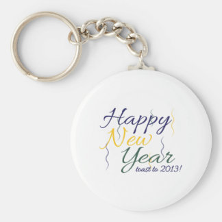 Toast To 2013 Key Chains