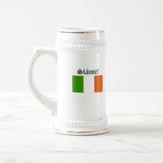 Toast to Irish Friends-Beer Stein 18 Oz Beer Stein