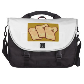 Toasted Bread Laptop Computer Bag