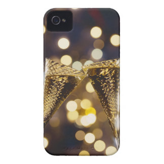 Toasted champagne flute, close-up Case-Mate iPhone 4 cases