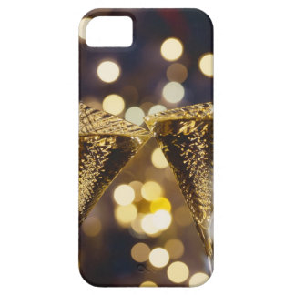 Toasted champagne flute, close-up iPhone 5 cases