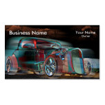 Toasted Ghost Double-Sided Standard Business Cards (Pack Of 100)