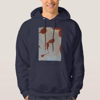 Toasted Marshmallow Drip Hooded Sweatshirt