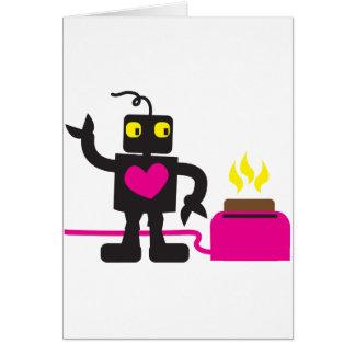 toaster love card