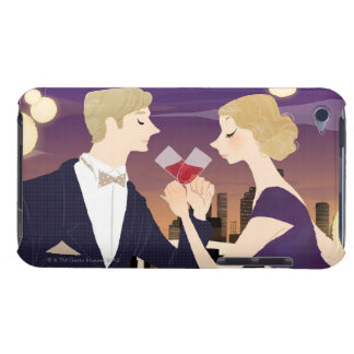 Toasting Glasses Barely There iPod Cover