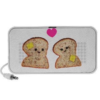 Toasty Love Mp3 Speakers