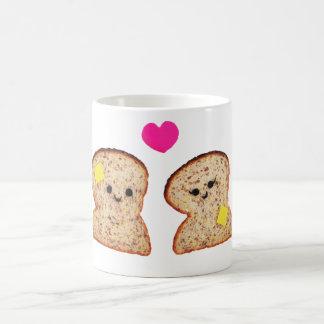 Toasty Love Classic White Coffee Mug