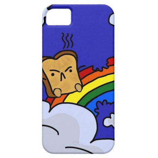 Toasty Rainbow Phone Skin iPhone 5 Case