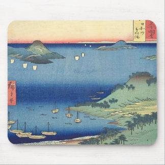 Toba Harbour From Hiyori Mousepad