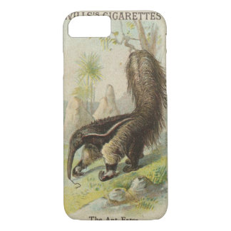 Tobacciana Vintage Wills Cigarette Card Ant-Eater iPhone 7 Case