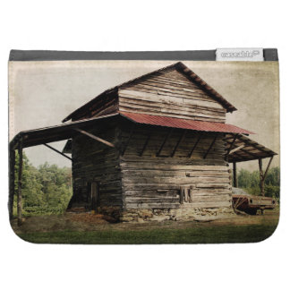 Tobacco Barn Kindle Case