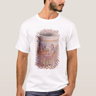 Tobacco pot depicting a tobacconist T-Shirt