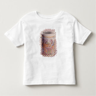 Tobacco pot depicting a tobacconist toddler T-Shirt