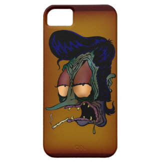 Tobacco Rudy iPhone 5 Cases