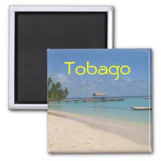 Tobago Fridge magnet