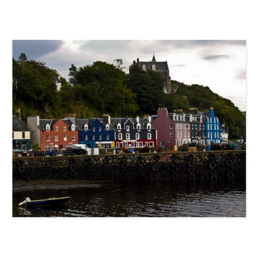 Tobermory Post Cards