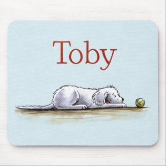 Toby Mouse Pad