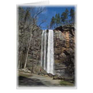 Toccoa Falls Card