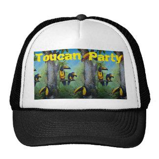 Toco Toucan Cap