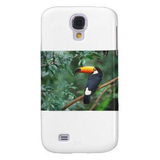 Toco Toucan Galaxy S4 Case