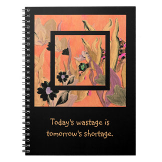 today and tomorrow spiral notebook