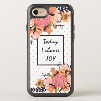 Today I choose JOY OtterBox Symmetry iPhone 8/7 Case