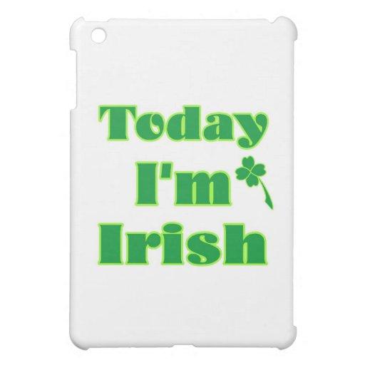 Today I'm Irish iPad Mini Covers